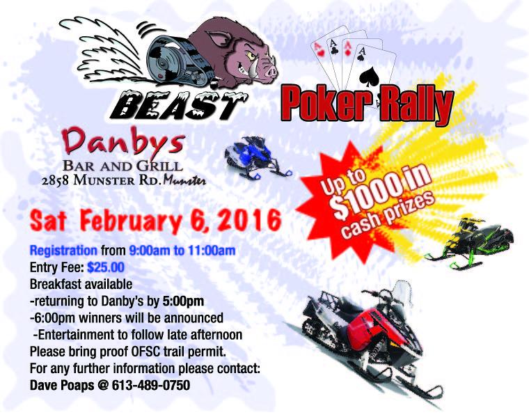 Beast Poker Rally-2016